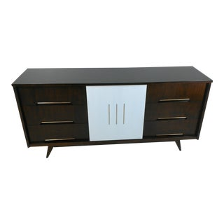 1970s Vintage Mid Century Dresser For Sale