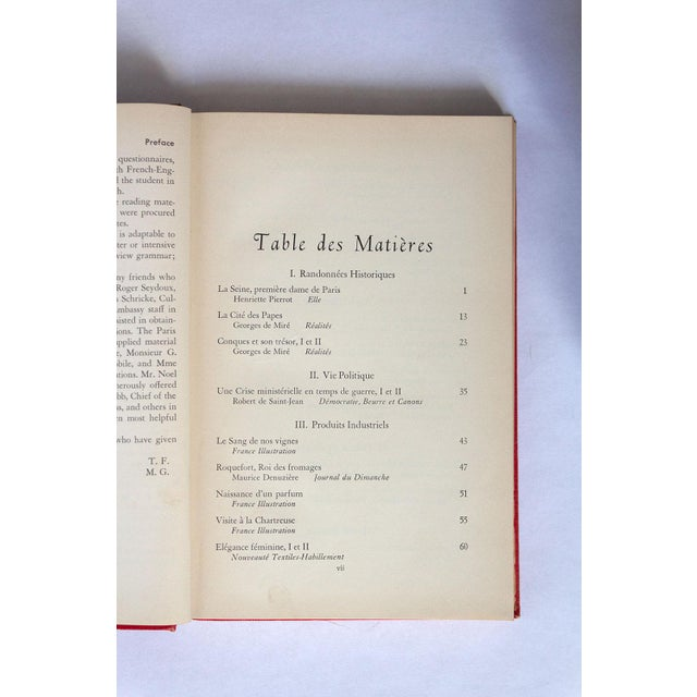 """Paper """"Actualites Francaises"""" French School Book For Sale - Image 7 of 12"""