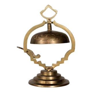 Asian Style Service Bell