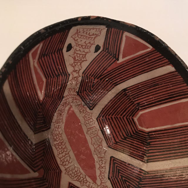 Art Pottery Bowl For Sale - Image 9 of 13