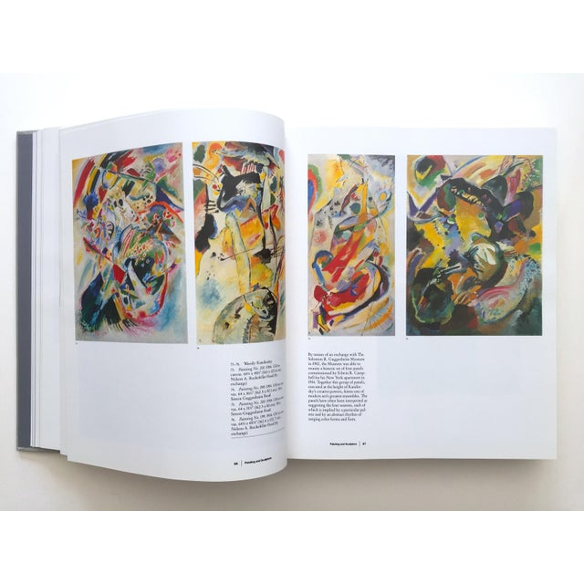 "Ellsworth Kelly "" Museum of Modern Art New York "" Vintage 1997 Iconic Extra Large Landmark Volume Modern Art Book For Sale - Image 4 of 13"