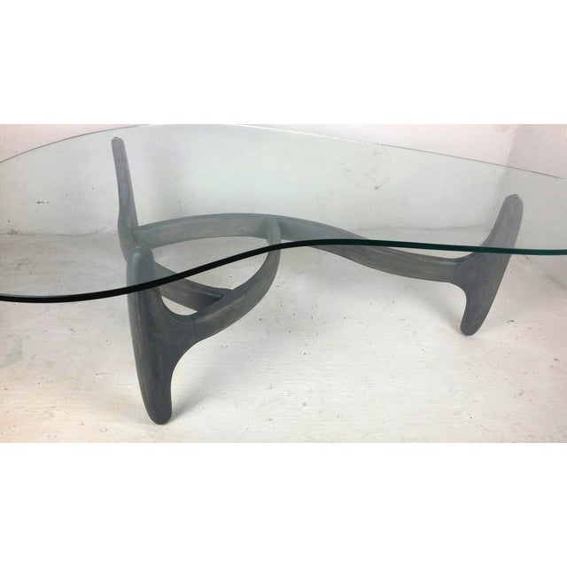 Adrian Pearsall Mid-Century Coffee Table - Image 3 of 10
