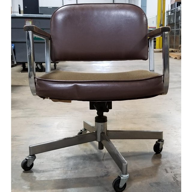 1980s Style Office Chair   Chairish