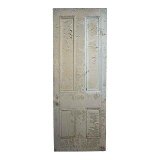 Vintage Distressed Four Panel Door