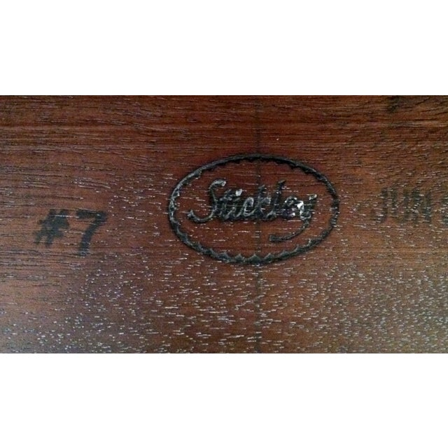 Stickley Classics Mahogany Collection Dining Table - Image 5 of 8