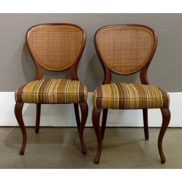 Mid-Century Balloon Chairs - A Pair - Image 2 of 11