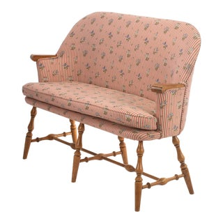 Petite French Bench For Sale