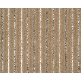 Hinson for the House of Scalamandre Highlight Fabric in Beige For Sale