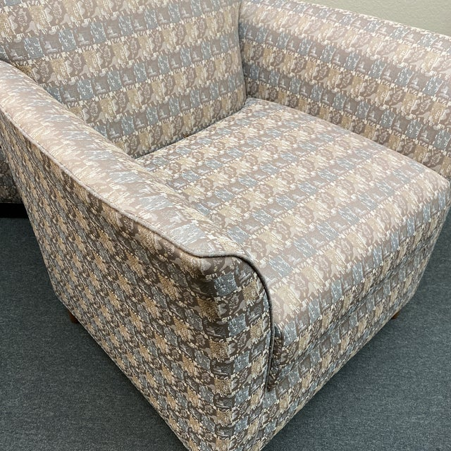 Bernhardt Custom Accent Chairs - a Pair For Sale - Image 11 of 13