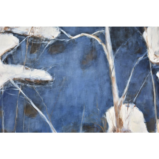 "Stephen Remick ""Destruction Brook at Ella's Bridge""Contemporary Painting For Sale In Providence - Image 6 of 9"