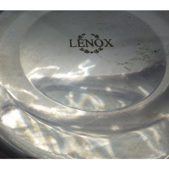 Lenox Ice Bucket For Sale - Image 4 of 4