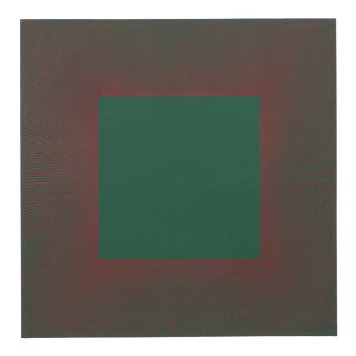 Autumn Suite (Green with Red)