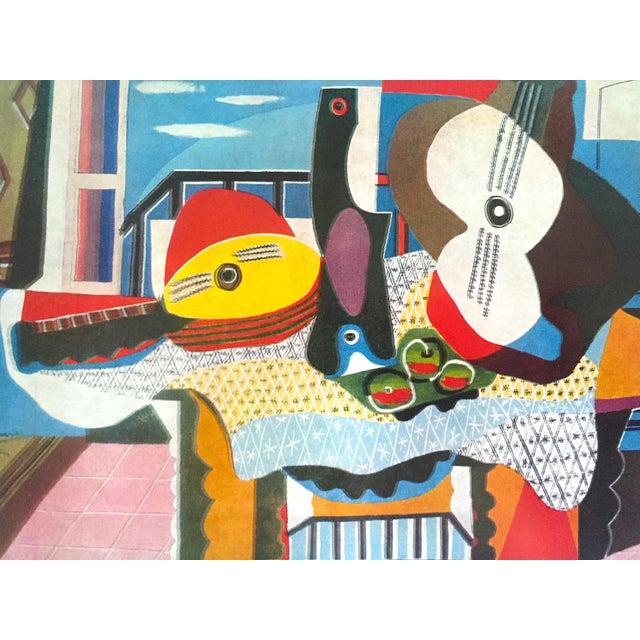 Pablo Picasso Rare Vintage 1964 Lithograph Print
