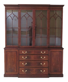 Image of Henkel Harris China and Display Cabinets
