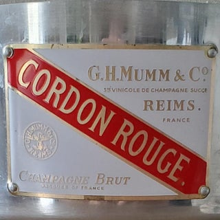 French Cordon Rouge Champagne Ice Bucket Preview