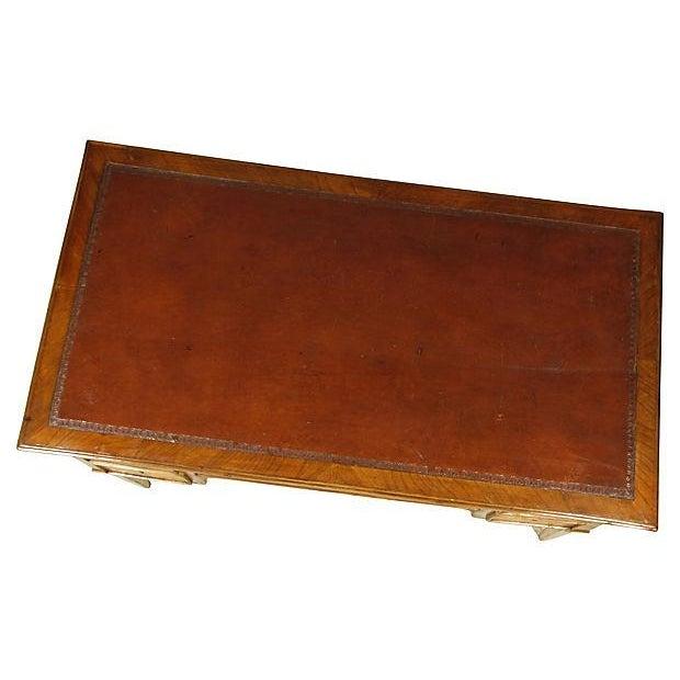 19th Century Directoire Bureau Plat - Image 4 of 7