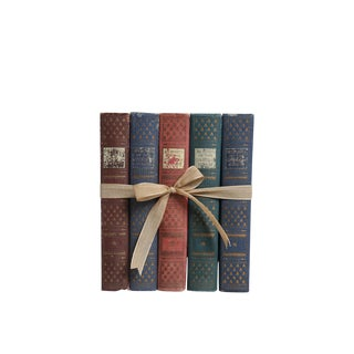 Antique Decorative Book Gift Set: Memories of the Courts of Europe