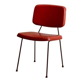 CM 196 Side Chair by Pierre Paulin For Sale