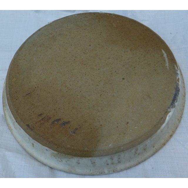 Mid-Century Studio Pottery Platter - Image 5 of 6