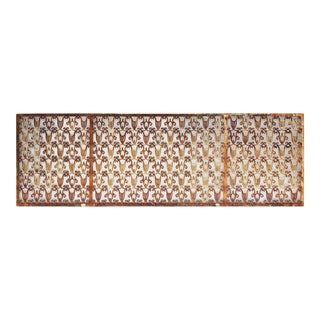 French Art Deco Grille For Sale