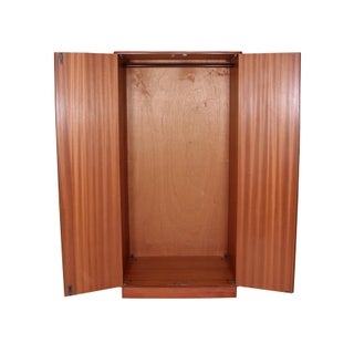 Mid Century G Plan Fresco Teak Wardrobe Armoire Preview