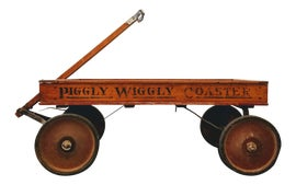 Image of Folk Art Toys