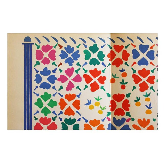 1954 Henri Matisse Decoration Fruits Original Lithograph - Image 3 of 7