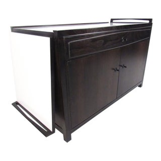 Mid-Century Modern John Stuart Mid-Century Bar Cabinet For Sale
