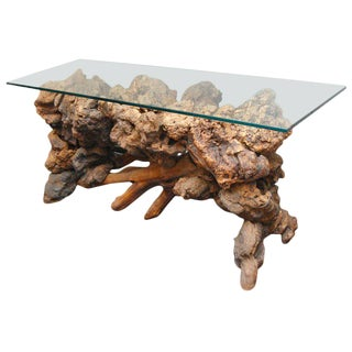 Rootwood Console For Sale