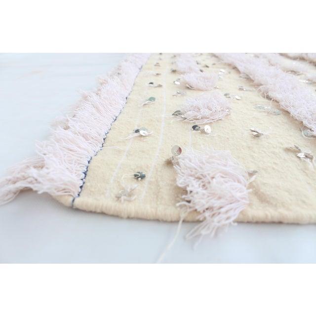 Vintage Handira Wedding Blanket - Image 3 of 3