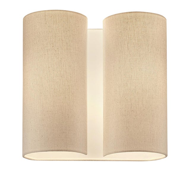 Natural Sconce Wall Light For Sale
