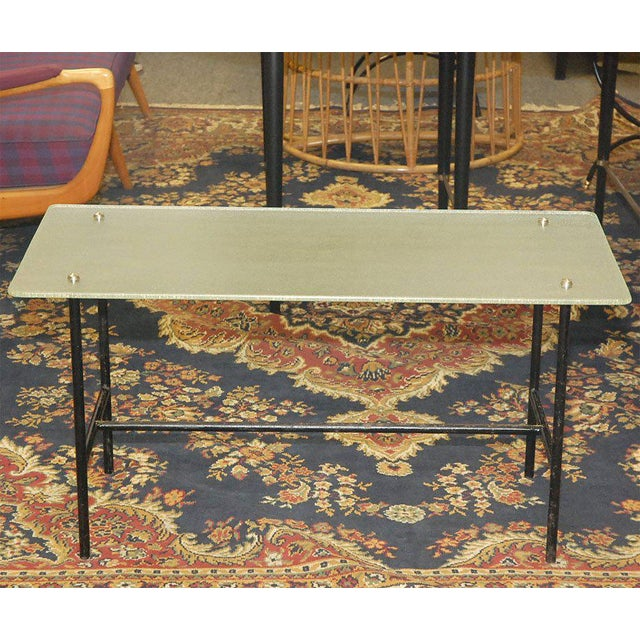 Metal 1960s Coffee Table For Sale - Image 7 of 10