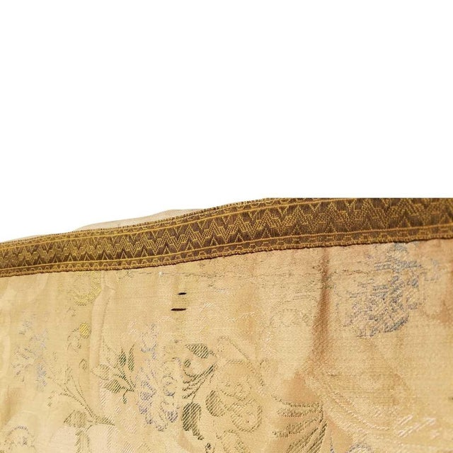 19th Century Belle Époque Tapestry Fragment - 19th Century For Sale - Image 5 of 7