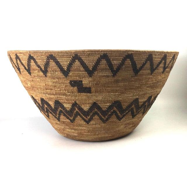Yokuts Basket, circa 1890 - Image 6 of 7