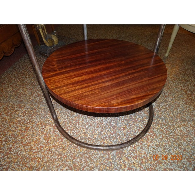Art Deco French Side Table For Sale In New Orleans - Image 6 of 13
