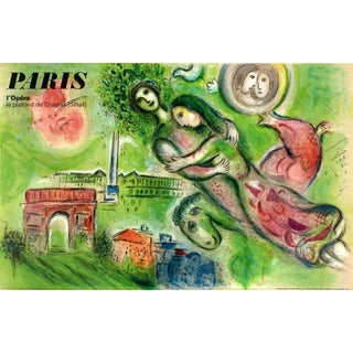 Chagall Marc Romeo and Juliet Poster For Sale