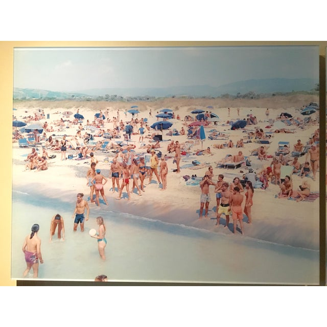 Massimo Vitali Diptych Limited Edition - Image 3 of 5