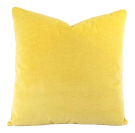 Image of Electric Yellow Pillows