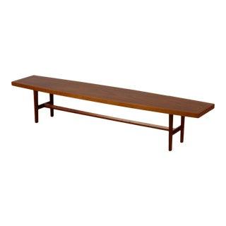 Widdicomb Walnut Coffee Table For Sale