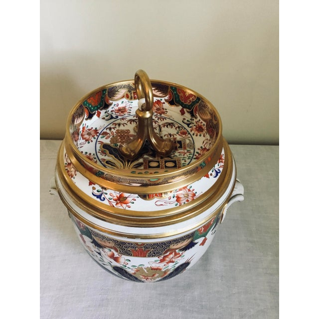 Spode 1800s Spode Fruit Cooler/Ice Pail For Sale - Image 4 of 12