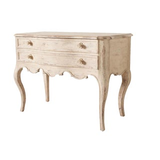 Italian Two-Drawer Console For Sale