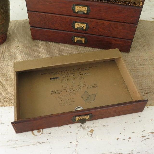 Vintage File Box - Image 5 of 10