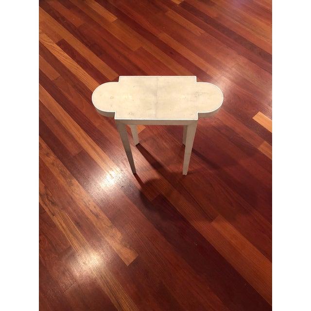 Modern Holly Hunt Cigarette Table For Sale - Image 3 of 3