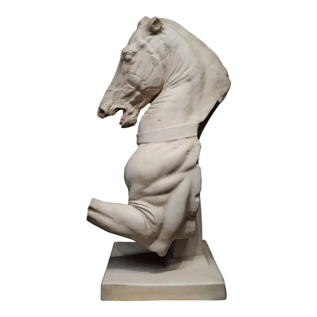 Monumental Continental Horse Sculpture For Sale