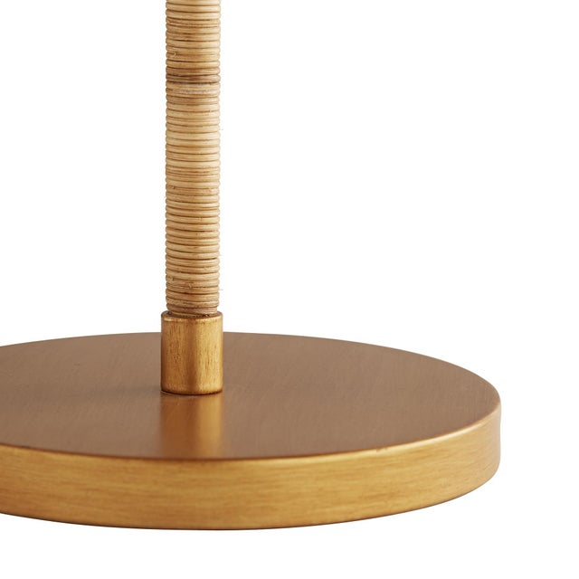 Contemporary Celerie Kemble for Arteriors Terrace Floor Lamp For Sale - Image 3 of 5