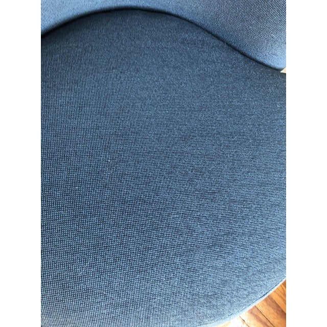 Milo Baughman Swivel & Tilt Lounge Chairs, 1960's - a Pair For Sale - Image 6 of 8