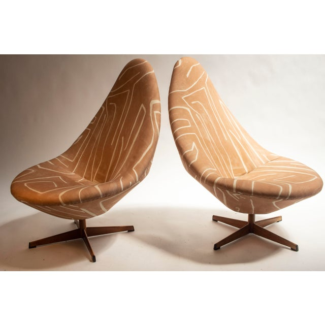 Farstrup Organic Tongue Lounge Chairs - a Pair For Sale In San Francisco - Image 6 of 6