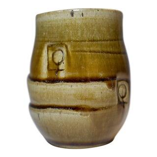 1970s Asian Modern, Mid-Century Modern Wabi Sabi Cup For Sale