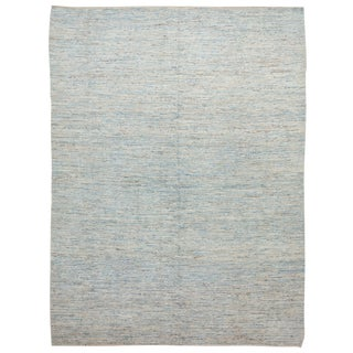 """21st Century Modern Moroccan-Style Rug, 8'10"""" X 11'10"""" For Sale"""