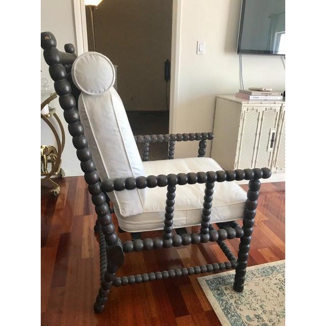 Custom Bobbin Chair - Image 3 of 4